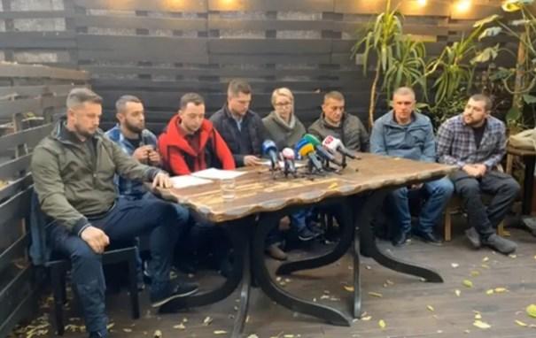 Ветераны АТО выдвинули требования Зеленскому