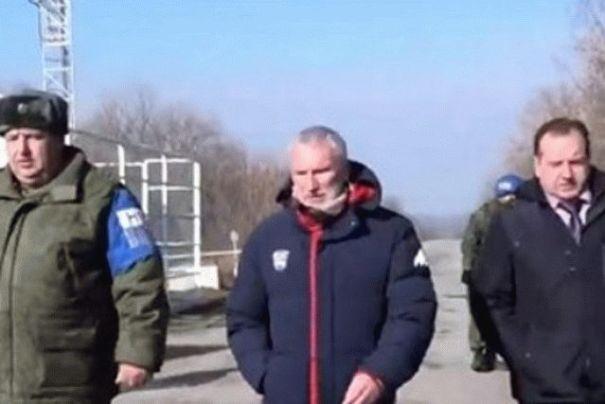 Минобороны отреагировало на посещение Золотого российским депутатом