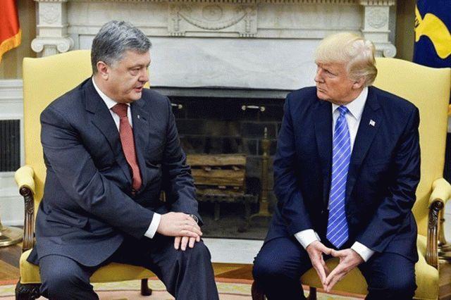 Порошенко получил заманчивое предложение от адвоката Трампа