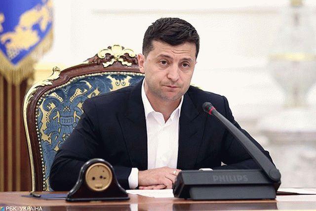 Зеленский отреагировал на скандал с записями в кабинете Трубы