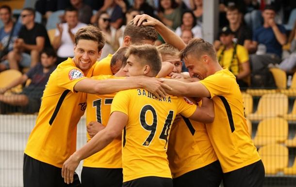 Три украинских команды сыграли вничью в еврокубках