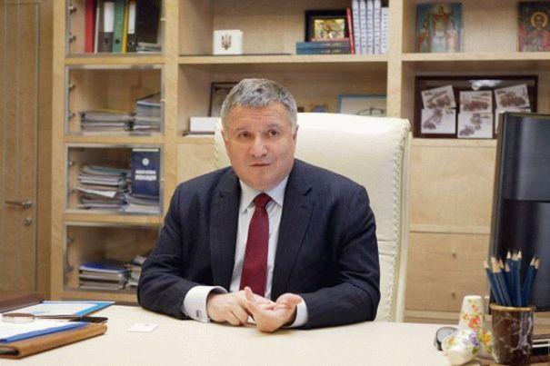 Аваков обвинил Россию в задержании бойца ВСУ Игоря Мазура