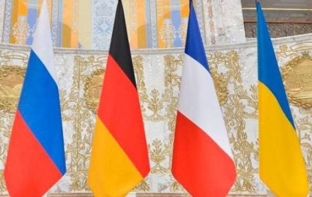 Стали известны стартовые позиции Путина на встрече нормандской четверки