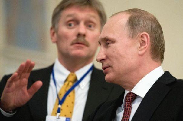 У Путина ответили на намерение Украины взыскать репарации за Донбасс