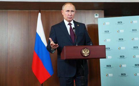 Путин выдвинул Украине новое требование по Донбассу