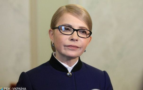 Тимошенко поспорила с Богданом в прямом эфире