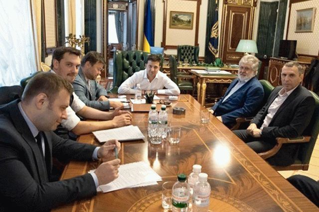 МВФ отложил выделение Украине транша из-за Коломойского