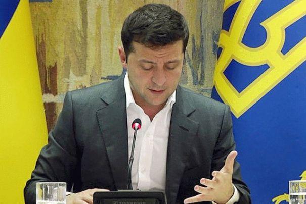 Зеленский вновь назвал концерн Укроборонпром «концертом»