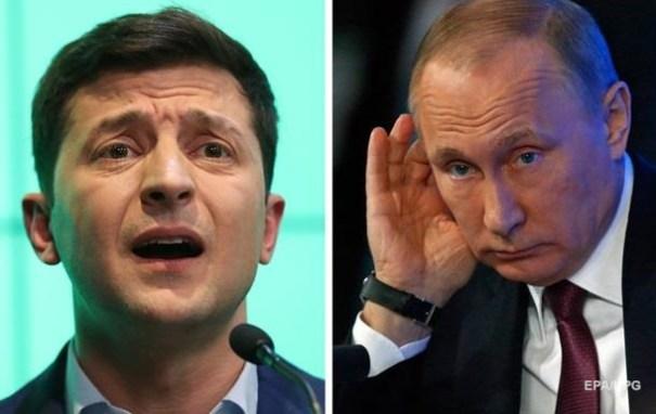 Путин планирует при очной встрече с Зеленским обсудить газовый вопрос