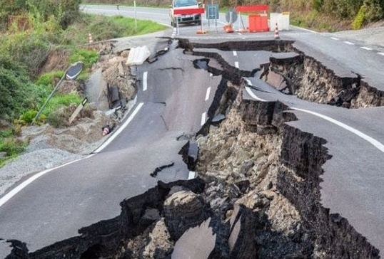 Ученые предупредили о вероятности сильного землетрясения в Украине