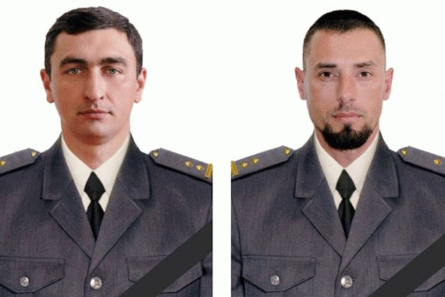 Зеленский отреагировал на гибель двух подполковников СБУ