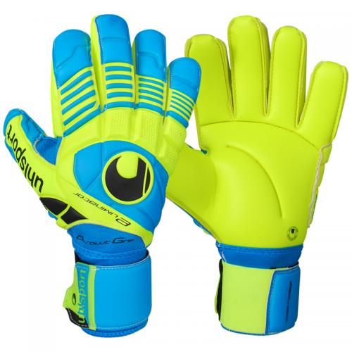 Качественные вратарские перчатки от производителя Uhlsport