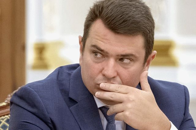 Директора НАБУ Артема Сытника оштрафовали