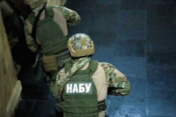 НАБУ проводит обыск у кума руководителя ГБР