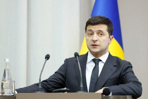 Зеленский стал политиком года в Украине