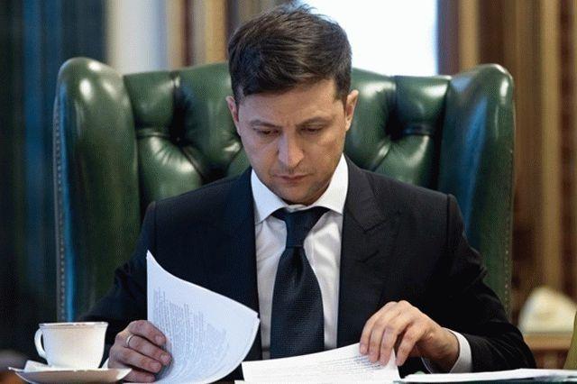 Зеленский отменил выговоры заместителям главы ОПУ