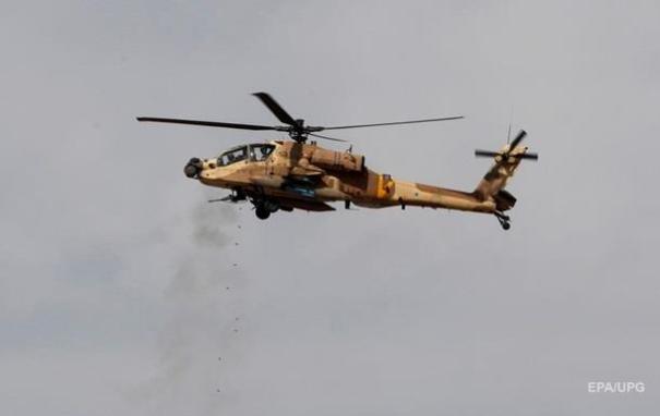 В Саудовской Аравии советской ракетой сбили американский вертолет Apache