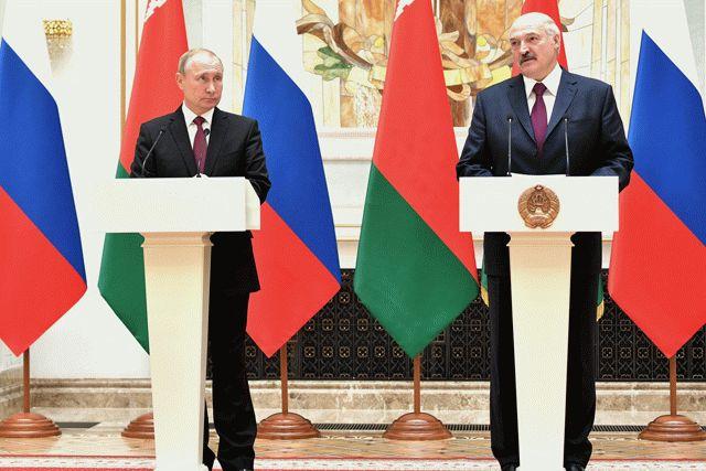 Лукашенко уверен, что НАТО защитит Беларусь при вторжении России
