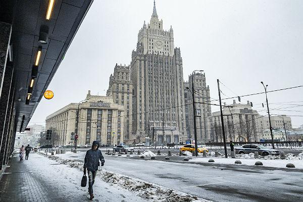У Лаврова озвучили планы по Донбассу на 2020 год