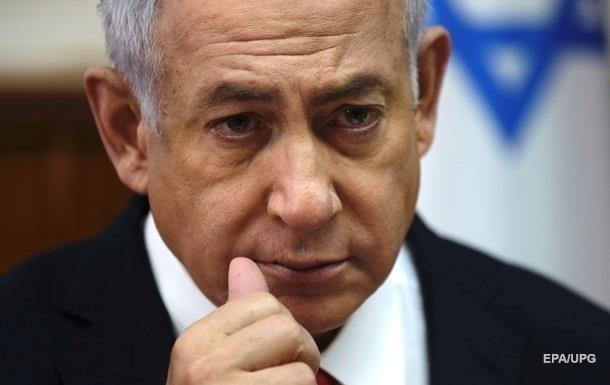Нетаньяху эвакуировали с митинга из-за запуска ракеты