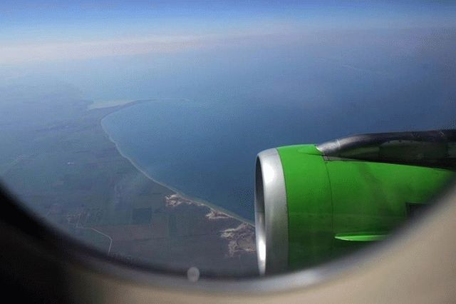 Украина взыскала первый штраф за незаконный полет над Крымом