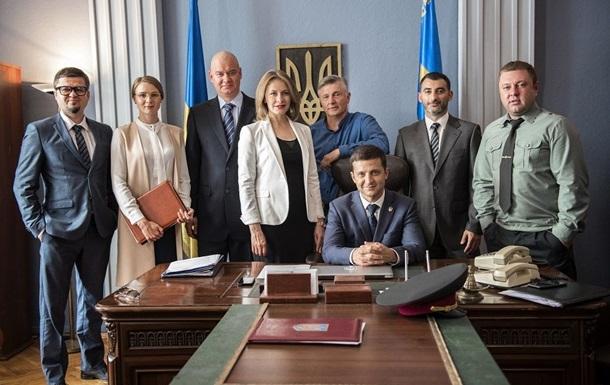 На российском телеканале впервые покажут сериал «Слуга народа»