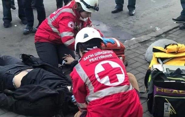 В Киеве скончался участник митинга