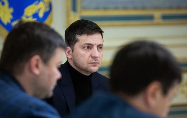 На заседании СНБО утвердили сценарий возвращения Донбасса
