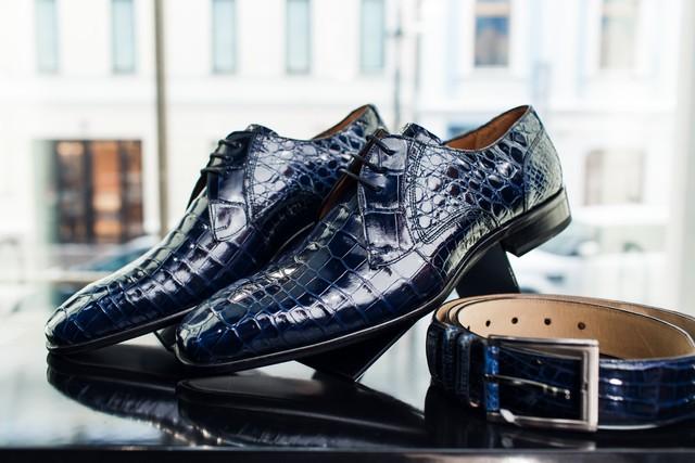 Мужская обувь от надежного испанского производителя