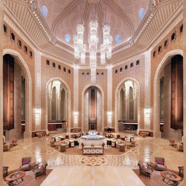Зеленского заметили на отдыхе в крутом отеле Омана