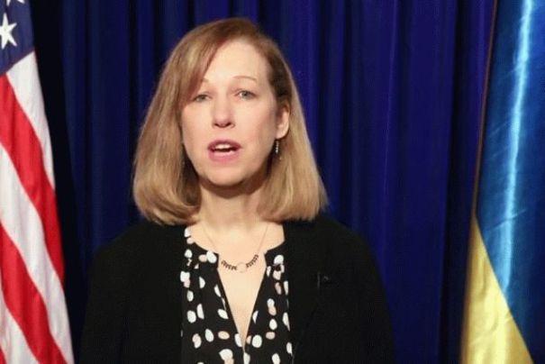 Посольство США в Украине возглавила Кристина Квин