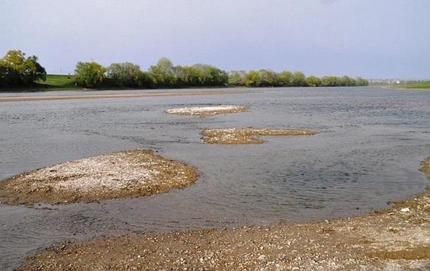 В Украине исчезли 10 тысяч рек за 30 лет