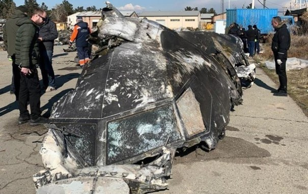 В СНБО заявили, что изначально знали о ракетном ударе по самолету МАУ