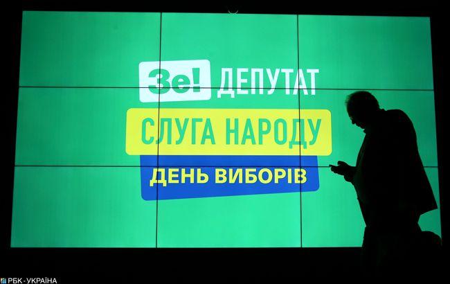 В Украине массово закрываются клоны партии «Слуга народа»