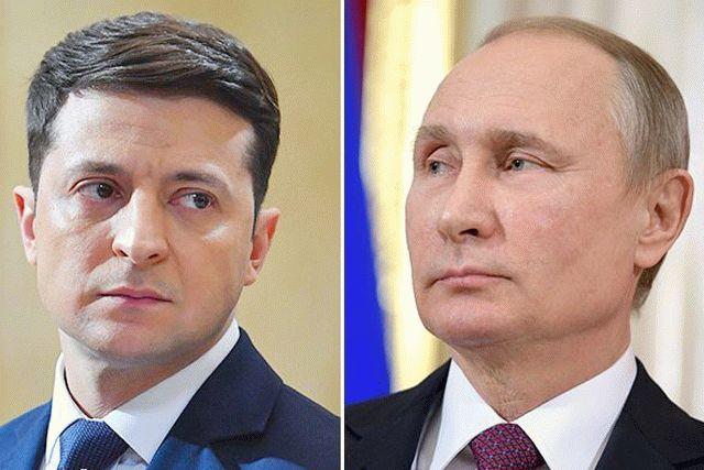 Путин направил Зеленскому телеграмму с соболезнованиями