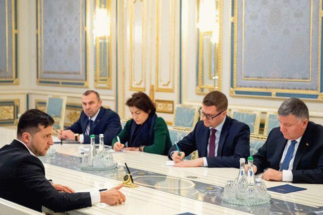 Зеленский отреагировал на публикацию скандальных записей Гончарука