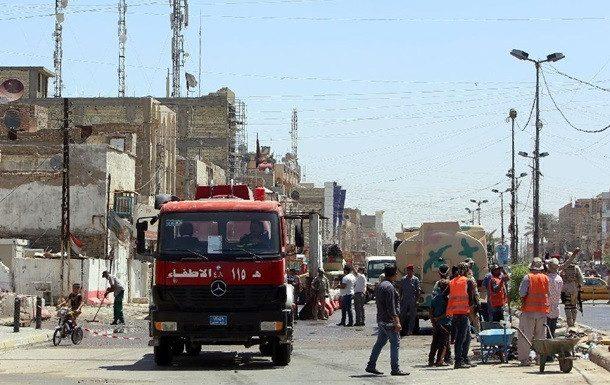 В Багдаде обстреляли объекты США, есть жертвы
