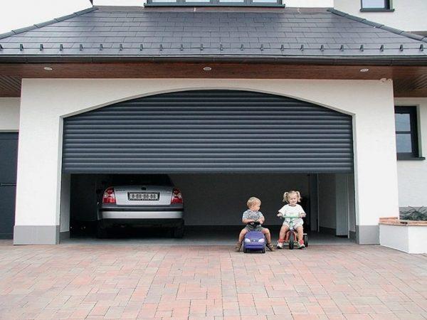 Заказать автоматические гаражные ворота