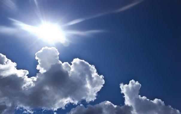 Погода на текущую неделю: тепло и без осадков