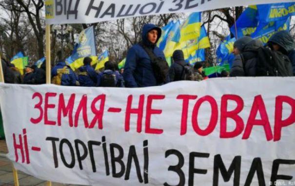 Аграрии заявили о начале бессрочных акций протеста