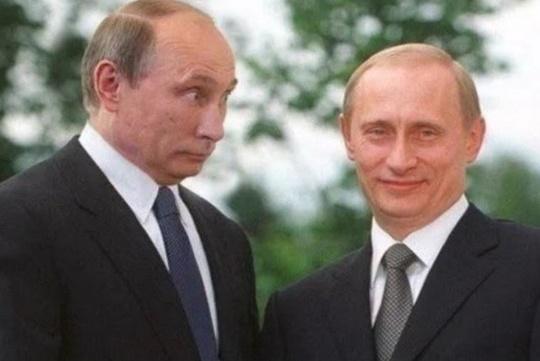 Путин высказался о передаче власти