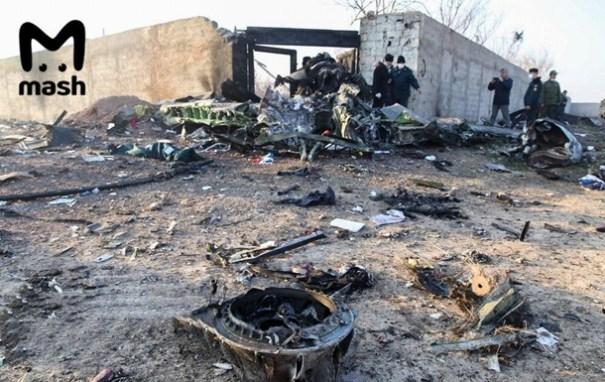 Трюдо и Трамп назвали причину крушения украинского самолета