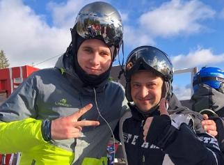 Появилось фото Зеленского с отдыха в Буковеле