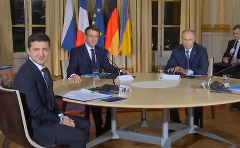 Песков заявил об эффективном контакте Путина с Зеленским