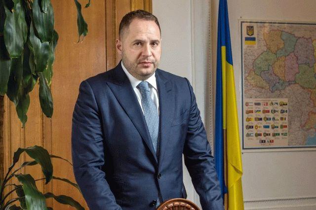 Ермак озвучил планы по Донбассу