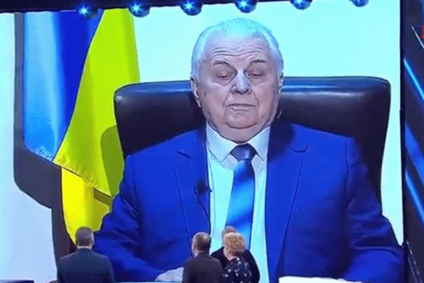 Кравчук в эфире российского телеканала высказался о декоммунизации