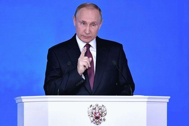 Путин призвал активней «защищать» русский язык