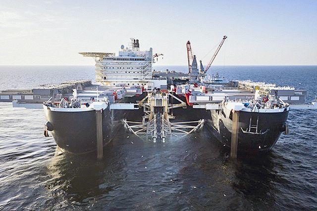 США собираются уничтожить «Северный поток-2» новыми санкциями