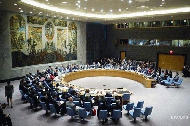 РФ запросила заседание по Украине в Совбезе ООН