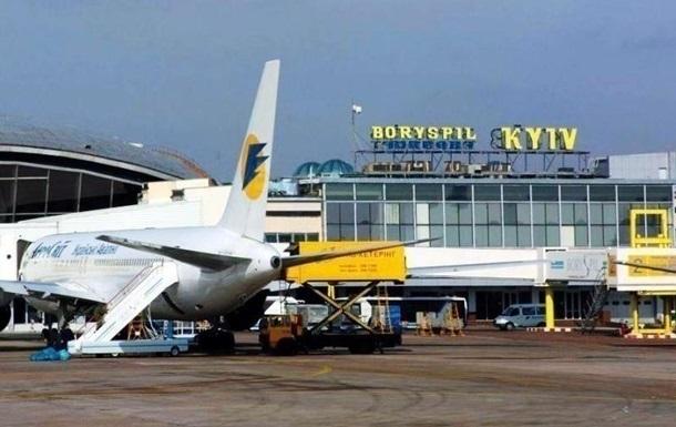 В Борисполе госпитализировали пассажирку из Италии